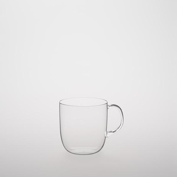 Heat-resistant Glass Mug (Simplicity)