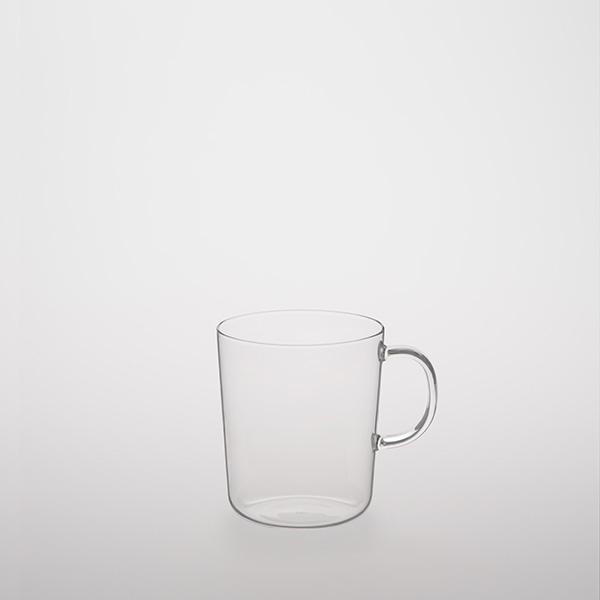 Heat-resistant Glass Mug  (Exquisite)