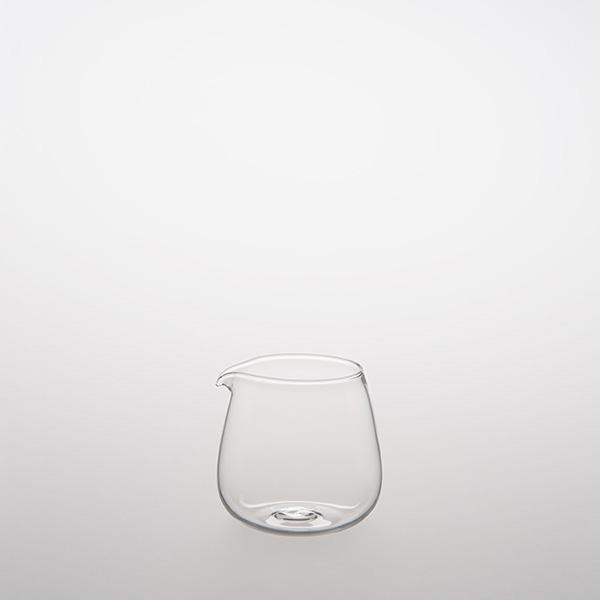 Heat-resistant Glass Creamer 100ml