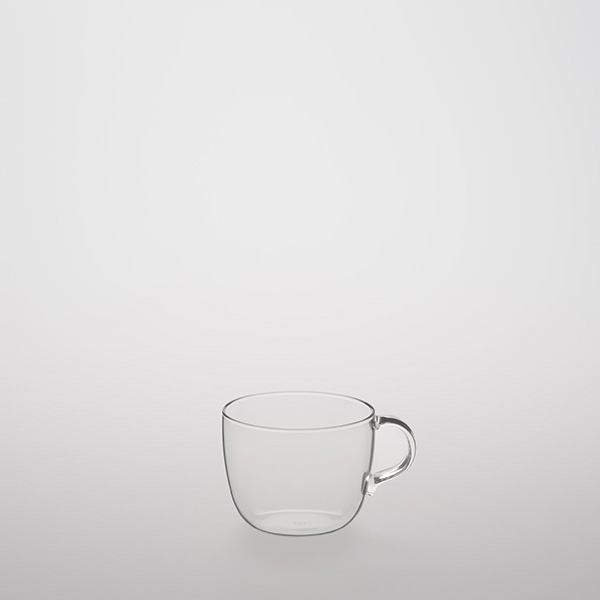 Heat-resistant Glass Coffee Cup 230ml