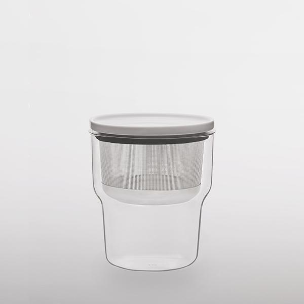Heat-Resistant Tea Cup Set 450ml
