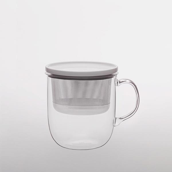 Heat-Resistant Tea Mug Set 470ml