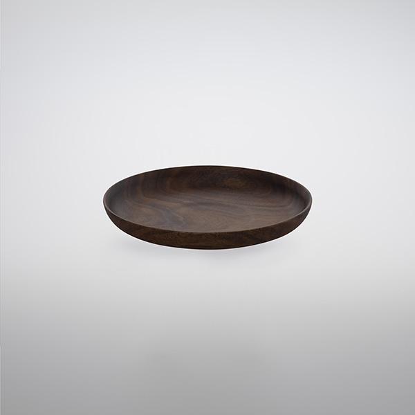 Taiwan Acacia Black Teacup Saucer 150mm